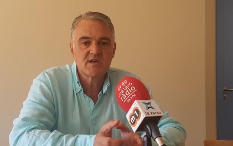 José Manuel López en una imatge d'arxiu.