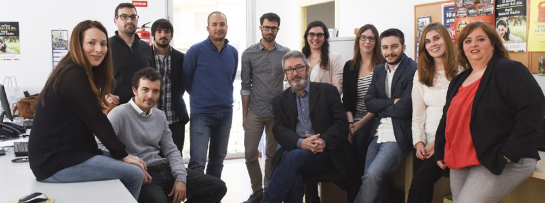Equip d'Informatius de Mataró Audiovisual