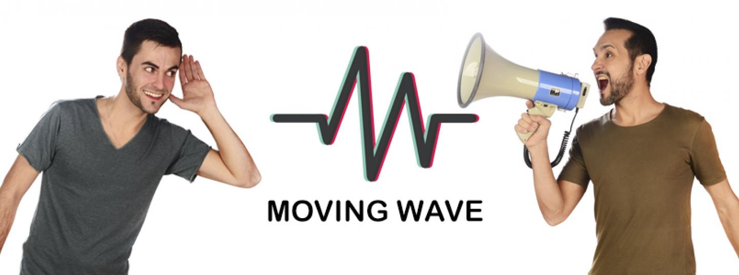 Imatge Moving Wave