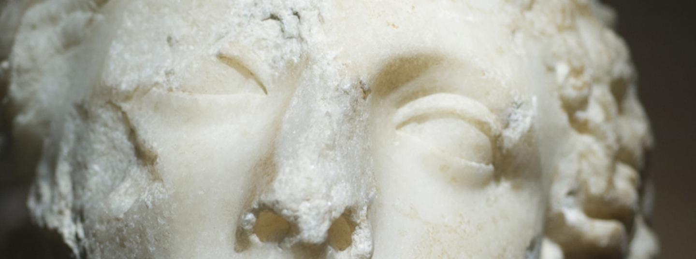cap d'escultura romana. Venus
