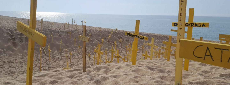 Plantada de Creus de Canet de Mar