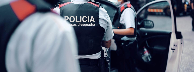 Imatge: Mossos d'Esquadra