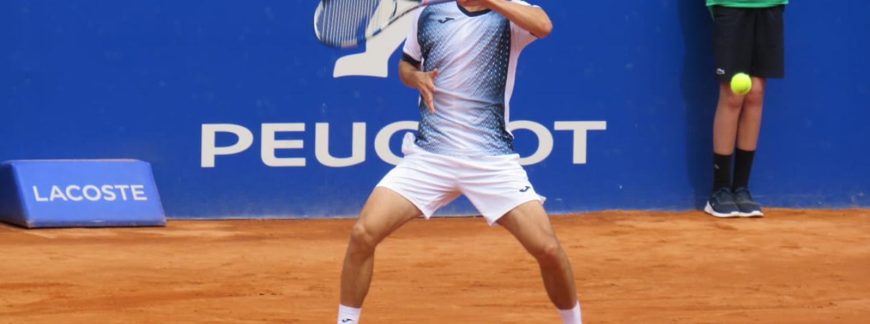 Imatge d'arxiu del tennista mataroní