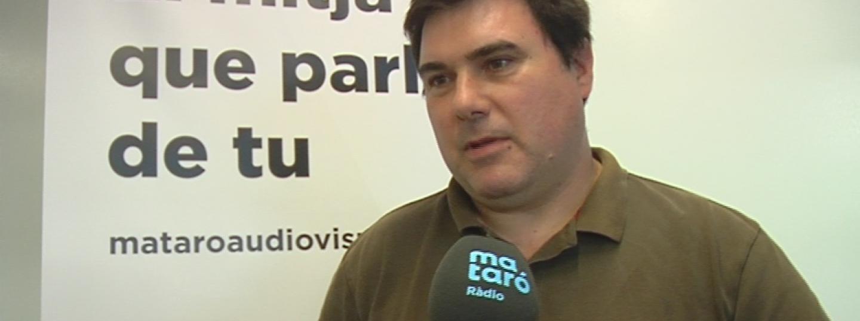 Fotografia: Carles Bosch, president del PDeCAT Maresme
