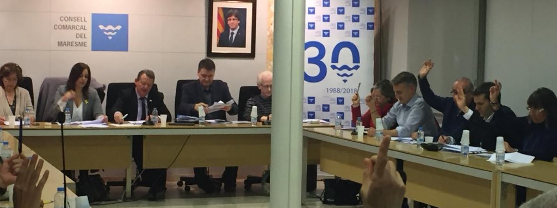 Fotografia: Consell Comarcal del Maresme