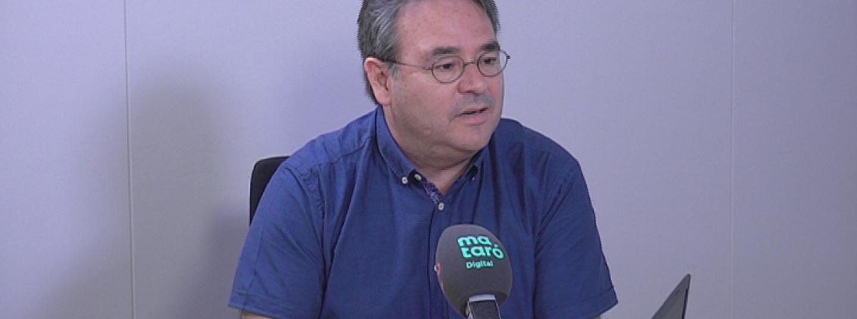 Jaume Prat, professor de l'Escola Valldemia