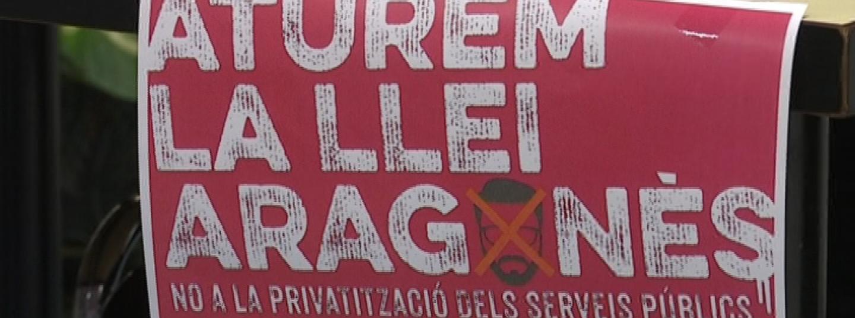 Acte contra Llei Aragonès