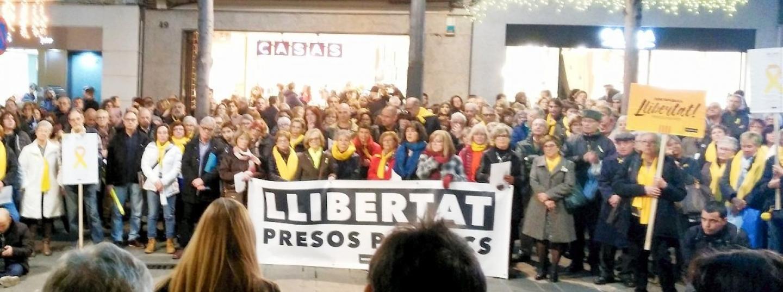 Fotografia: Twitter ANC Mataró