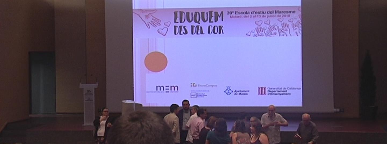 Carme Civit, presidenta Moviment Educatiu Maresme