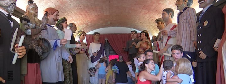 Gegants i Cultura Popular de Mataró
