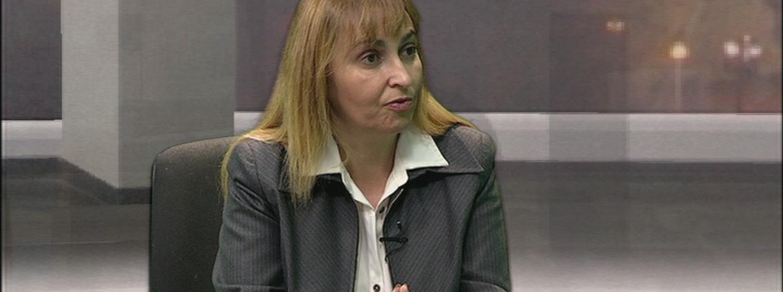 Núria Moreno, regidora d'Urbanisme