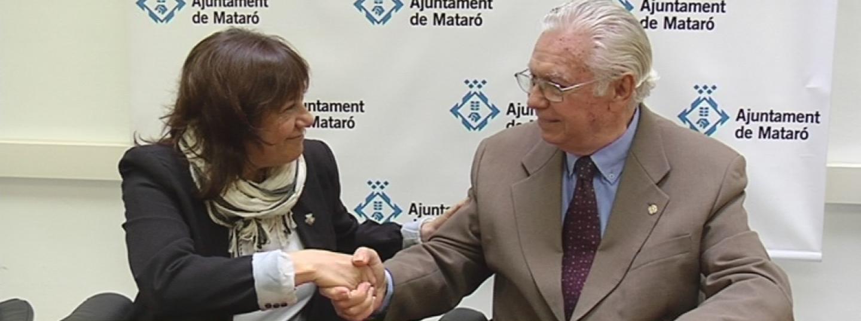 Marisa Merchán i Lluís Juvinyà
