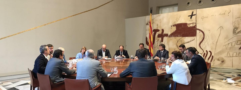 Fotografia: Carles Puigdemont (Twitter)