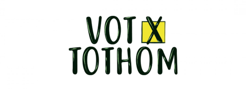 Logotip VotxTothom