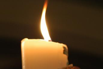 Espelma encesa
