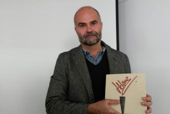 Carles Torres, guanyador del Xè Premi Helena Jubany