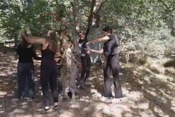 Alumnes mataronins al Naturaren Sekretua