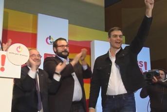 eleccions, PSC, Miquel Iceta, David Bote, Alícia Romero, Pedro Sánchez