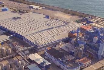 Planta de producció de Blue Sun a Mataró. Foto: Blue Sun