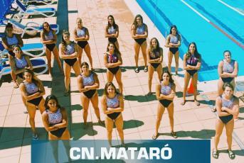 Plantilla del CN Mataró @cnmataro