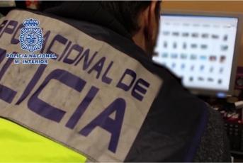 Foto: Cos Nacional de Policia