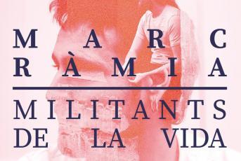"""Portada de """"Militants de la vida"""", el nou disc de Marc Ràmia"""