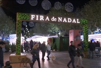 Fira de Nadal de Mataró