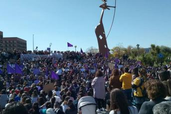 Manifestació 8M