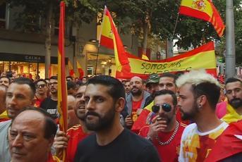 Imatge: manifestació 4 novembre