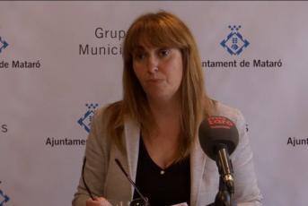 Núria Moreno, portaveu del grup municipal del PSC