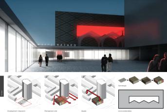 Imatge virtual del futur museu Bassat. Imatge: Consorci Museu d'Art Contemporani de Mataró