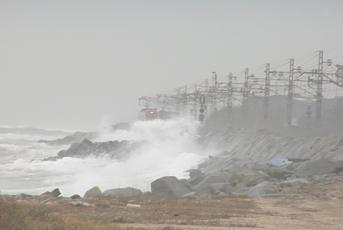 temporal Mataró