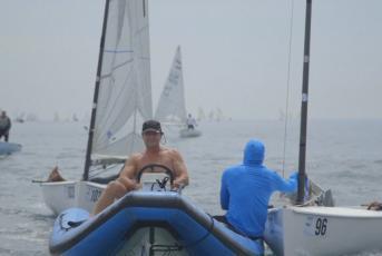 La primera jornada es va suspendre per manca de vent