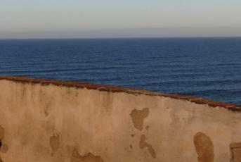 Balcó sobre el mar