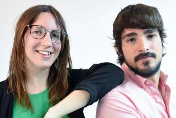 Laura Cera i Marc Rodriguez