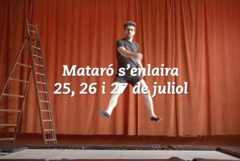 Mataró s'enlaira